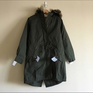 UNIQLO Jackets & Blazers - Uniqlo military coat