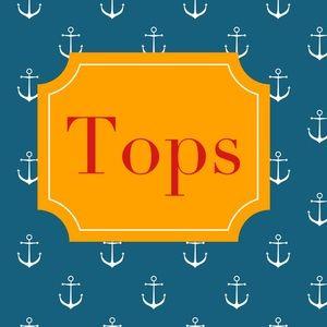 Tops - Tops, blouses, tanks, etc