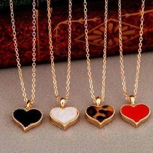 Jewelry - Unique gold plated LEOPARD pendant necklace