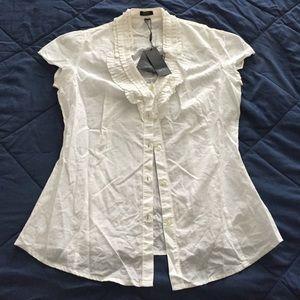 ESPRIT Tops - Esprit Frilly shirt