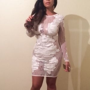 Nolita Limited Edition Celeb Boutique Lace Dress