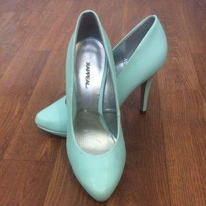 XAPPEAL MINT 3inch heels