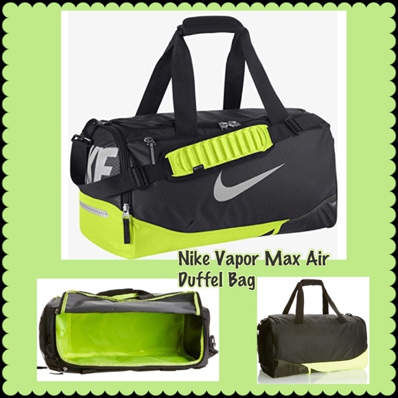 nike vapor max air duffel small
