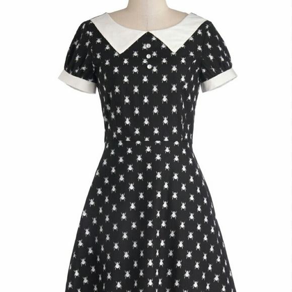 3bc5e33e0c714 ModCloth Dresses | Whatll It Beetle Dress | Poshmark