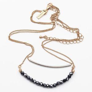 """Jewelry - 16"""" New Cookie Lee 2 Strand Necklace Women Jewelry"""