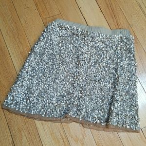 Dresses & Skirts - Sequin Micro Mini Skirt