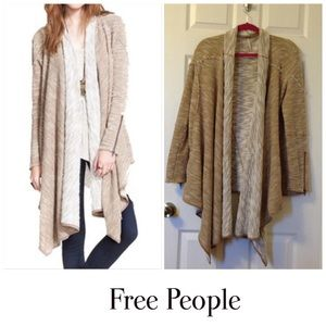 Free People In the Loop Cardigan