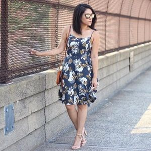 Old Navy Dresses & Skirts - Floral Print Skater Dress