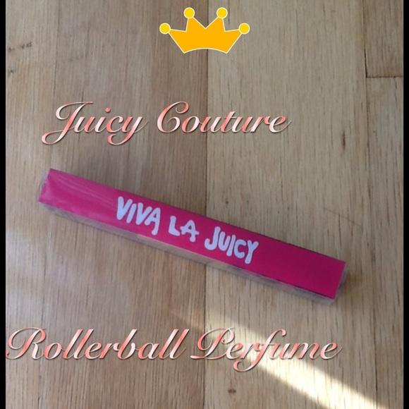 Juicy Couture Other - 💜VIVA LA JUICY💜Rollerball Perfume, NIB