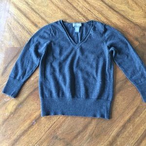 Banana Republic Merino 100% merino wool sweater.