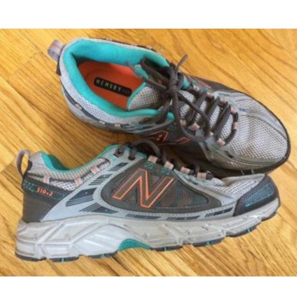 a98c596210df2 New Balance 510v2 Trailrunning Shoes - Women's 9. M_569ac7464e8d1753e800a127