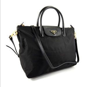 f7f846d62ce8 Prada Bags   Bn2541 Tessuto Saffiano Tote Bag   Poshmark