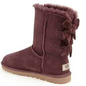 genuine pink ugg boots