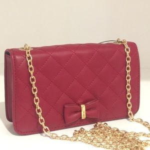Costa Rica F21 Handbags - NEW Quilted Red Purse