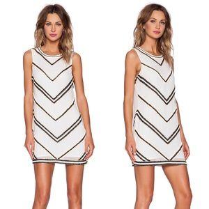 Karina Grimaldi Dresses & Skirts - Stunning Karina Grimaldi Hand Beaded Dress