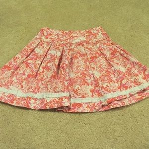 Key West flared skirt. Very flattering!