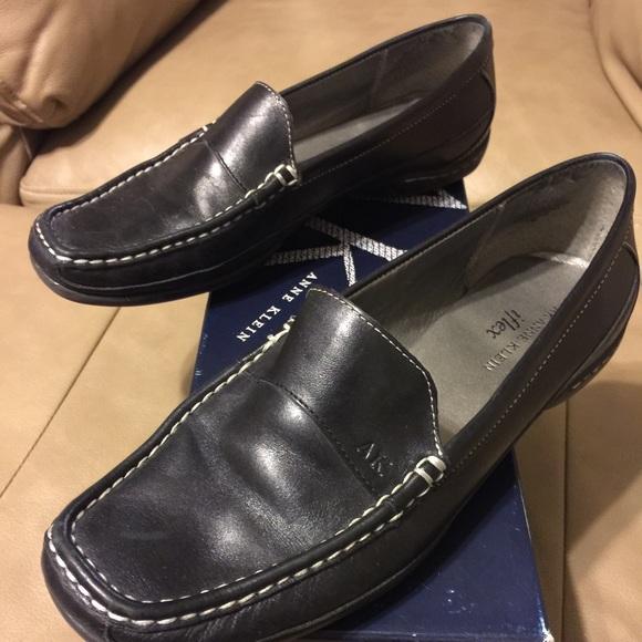 2a3aff5c8a4 AK Anne Klein Shoes - AK Anne Klein Iflex Slipnslide Loafer Leather