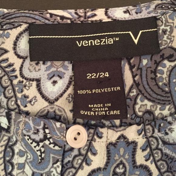 Womens Plus Blouses Venezia 42