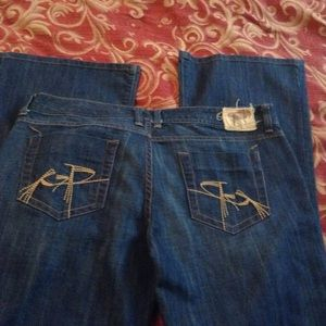 Gently used authentic Chip  and Pepper jeans