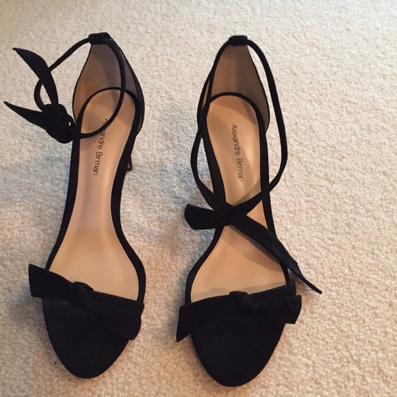 100% guaranteed for sale buy cheap new styles Alexandre Birman bow strappy sandals clearance reliable cheap sale excellent Ia0p8
