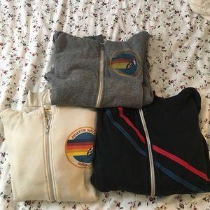 aviator nation Jackets & Blazers - aviator nation hoodies
