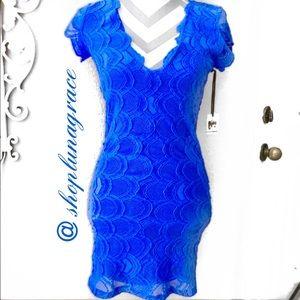 Free People Dresses & Skirts - 💙HP💙Spring Fling Free People Nightcap Lace Dress
