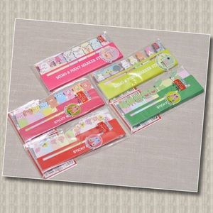 Accessories - Page Flag set