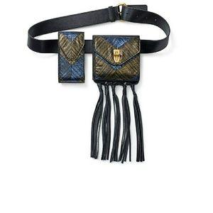 Rebecca Minkoff Handbags - Rebecca Minkoff fringe belt bag