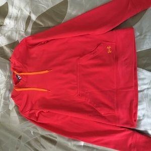 Under Armour fleece hoodie