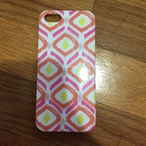All For Color Accessories - Plastic iPhone5/5s phone case