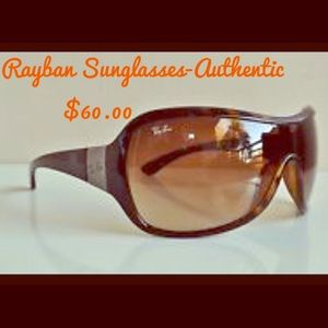 Ray-Ban Accessories - Authentic Rayban model # 4099