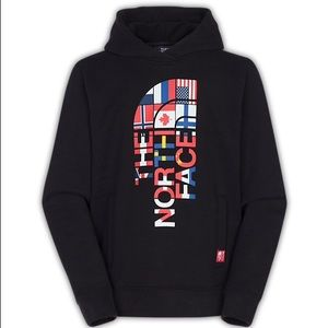 North Face Tops - North Face Limited Edition Hoodie Sweatshirt