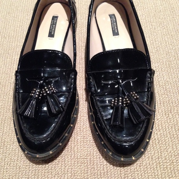 11b72f25646 Zara tassel loafers 39. M 569c244244adbaee13047b41