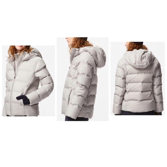 7e1b017a82 UNIQLO Jackets & Coats | Seamless Down Hooded Jacket | Poshmark