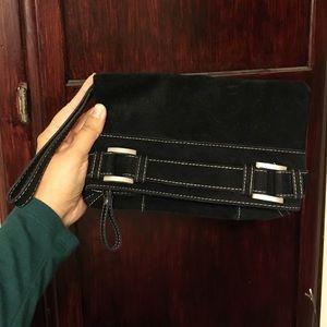 Target Handbags - Target black clutch