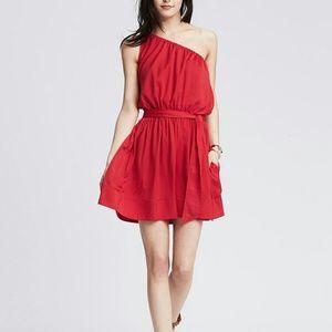 Banana Republic Dresses & Skirts - NWT Banana Republic Red Dress