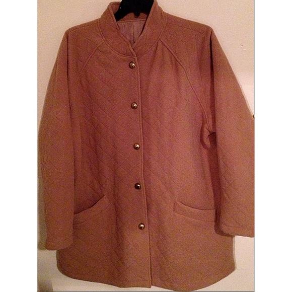 50% off blair Jackets & Blazers - Brand new camel 1x
