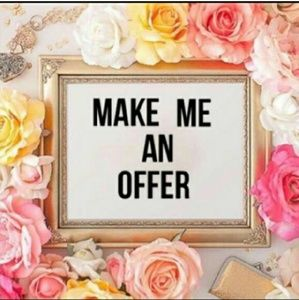 Other - Make me an offer !!!