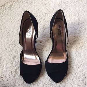 Shoes - Charlotte Russe high heels