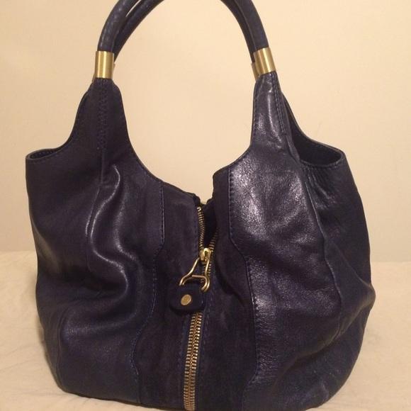 dcd268bb09b9 Jimmy Choo Handbags - Jimmy Choo  Mandah  Middle Zip ...