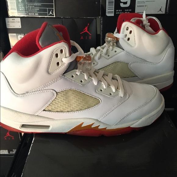 6e180ba77cf Jordan Shoes   Nike Air 5 Sunset Womens Size 12   Poshmark