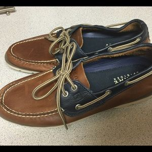 Men's Sperry Top-Sider shoes size 9 NEW!