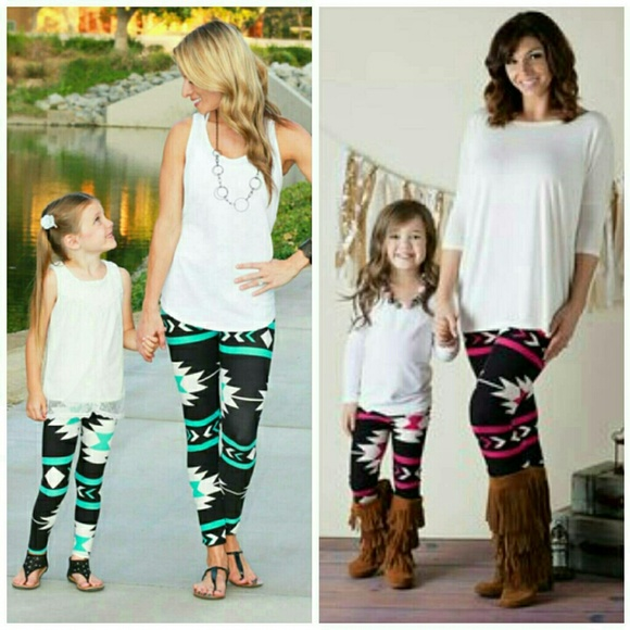Mommy   Me Matching Leggings - Arriving Soon! 7a47d90bc8