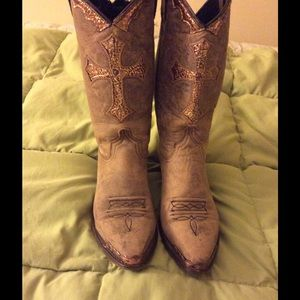 Shoes - Authentic custom made cowboy boots