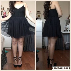 Sans Souci Dresses & Skirts - || Tulle Edginess ||
