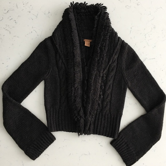 4e9cd2356192 Arden B Sweaters - Arden B Black Cardigan Sweater