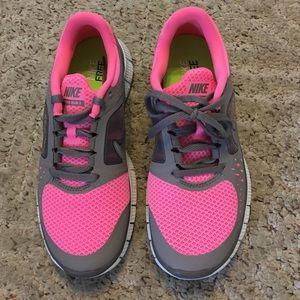 Nike Women's Free Run + 3