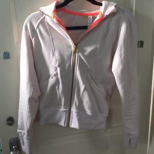 Lululemon zip-up hoodie size 2