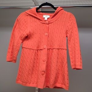 Perfect for Spring Hooded cardigan LOFT