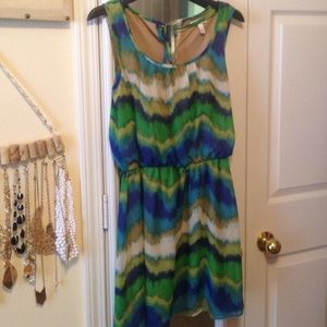 Accidentally In Love Dresses & Skirts - Multi colored, fun, dress!